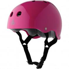 Casca Triple 8 Brainsaver Pink Glossy