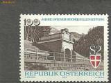 Austria 1973 - ANIVERSARE 100 ANI CONDUCTA DE APA POTABILA , timbru MNH, X16, Nestampilat