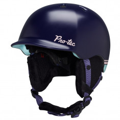 Casca Pro-Tec Scandal Dark Purple/Teal - Casca ski