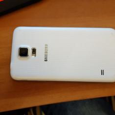 Samsung s5 - Telefon Samsung, Alb, 16GB, Neblocat, Single SIM, Dual core