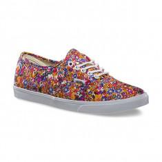 Shoes Vans Authentic Lo Pro Ditsy Floral Purple