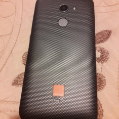 Telefon orange dive 72, Negru, 16GB, Neblocat, Octa core, 2 GB