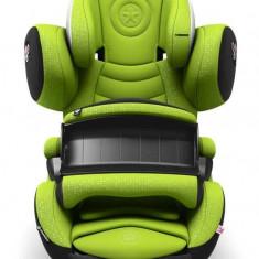 Scaun auto cu Isofix Kiddy PhoenixFix 3 Lime Green - 9-18 kg - Scaun auto copii
