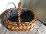 Cos de nuiele,german,pentru cumparaturi,picnic