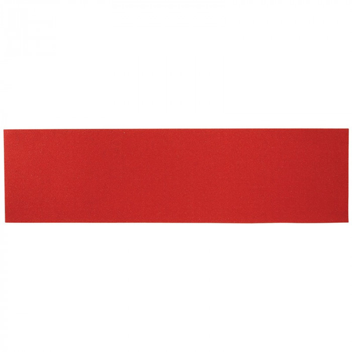 Griptape skateboard Enuff Coloured red