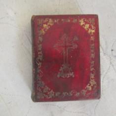 Carte bisericeasca pravila nu este scris in romana si nu scrie anul - Carti bisericesti