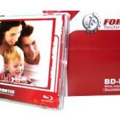 Blank Blu-ray 25Gb 6X Platinium cu carcasa - Blu-Ray Blank