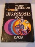 Papilian / Rosca - Tratat elementar de histologie - 1978 - doar volumul 2