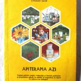 """""""APITERAPIA AZI"""", Ed. III revizuita, APIMONDIA, 1989. Carte noua, Alta editura"""