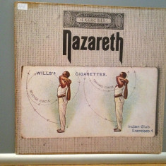 NAZARETH - EXERCISES (1972/PHILIPS/RFG) - Vinil/Analog/spre Impecabil(NM-) - Muzica Rock