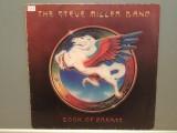 THE STEVE MILLER BAND - BOOK OF DREAMS (1977/MERCURY/RFG) - Vinil/Analog, Phonogram rec