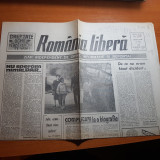 "ziarul romania libera 8 martie 1990-articolul "" teroristii in proces """
