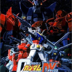 Mobile Suit Gundam DX  - PS2 NTSC-J [Second hand], Actiune, 3+, Single player
