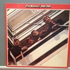 THE BEATLES - 1962-1966 - 2LP Set (1976/EMI/RFG) - Vinil/Analog/(VG+ or NM-) - Muzica Rock Electrola