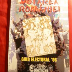 Academia Catavencu - Votarea Romaniei- Ghid Electoral'96 -Ed.Nemira