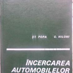 Incercarea Automobilelor - St. Popa, C. Hilohi, 410174