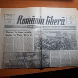 Romania libera 1 februarie 1990-manifestatii la banu manta si piata victoriei