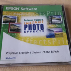 Instant Photo Effects  Professor Franklin's
