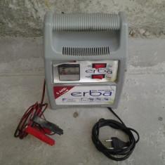 Erba / incarcator baterii 6V / 12V