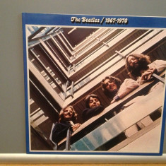 THE BEATLES - 1967-1970 - 2LP Set (1976/EMI/RFG) - Vinil/Analog/Impecabil(M-) - Muzica Rock Electrola