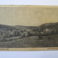 Carte postala Vulcana-Băi/Dambovita circulata 1931