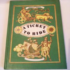 A Ticket To Ride - Nikolai Osipov, 1990, carte copii limba engleza