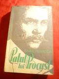 Camil Petrescu -Patul lui Procust Ed. ESPLA 1957 ,supracoperta ,prefata S.Arghir