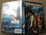 eragon dvd disc film movie 2006 usa sua actiune aventura fantasy movie film