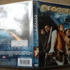 Eragon dvd film movie 2006 usa actiune aventura fantasy - Film actiune, Engleza