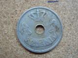ROMANIA  - 20 bani 1906 , Carol I,  L 2.37, Cupru-Nichel