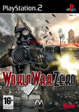 World War Zero  - PS2 [Second hand], Shooting, 18+, Multiplayer