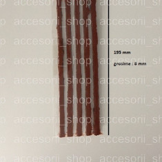 Snur rezerva kit vulcanizare 19.5 cm