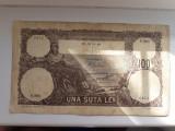 Bacnota rara de 100 lei 1940