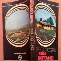 Valea Doftanei - Ion V. T. Cojocaru - Carte Geografie
