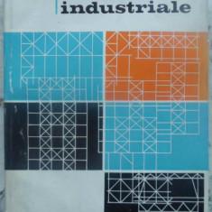 Constructii Metalice Industriale - Victor Popescu, 409868 - Carti Constructii
