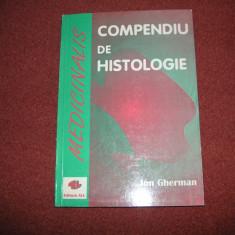 Compendiu De Histologie - Ion Gherman