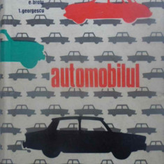 Automobilul - V. Radulescu, E. Bratu, T. Georgescu, 410114