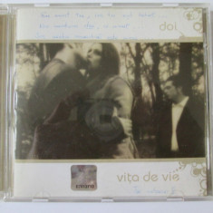 Rar! CD Vita de vie albumul Doi din 2002 - Muzica Rock roton