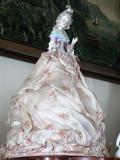PAPUSA ANTICA DE COLECTIE PORTELAN BIEDERMEIER