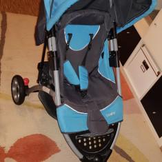 Carucior copii Geoby varsta 0-36 luni cu 3 roti
