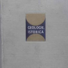 Geologie Istorica - Emilia Saulea, 409914 - Carte Geografie