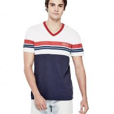 Tricou GUESS - Tricouri Barbati - 100% AUTENTIC - Tricou barbati, Marime: M, L, Culoare: Din imagine, Maneca scurta, Bumbac