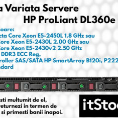 Server Refurbished Dell, HP si IBM - 2 ani Garantie - itStoc.ro