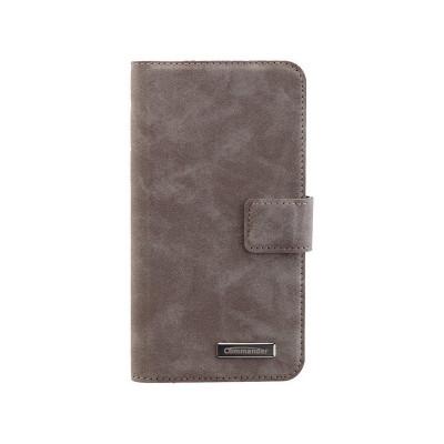 Bookstyle Case pentru Samsung Galaxy S7 Culoare Gri foto