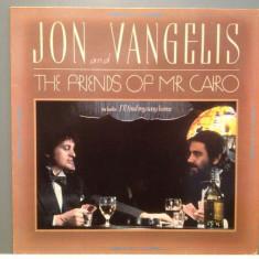 JON & VANGELIS - THE FRIENDS....(1981/Polydor/RFG) - Vinil/Analog/Impecabil (M-)