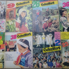 Lot 24 reviste Cutezatorii - Revista scolara
