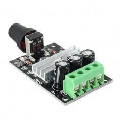 PWM DC 6V 12V-28V 3A Motor Speed Control Switch (FS01152)