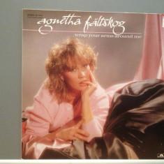 AGNETHA FALTSKOG (ABBA)- WRAP YOUR...(1983/POLYDOR/RFG) - Vinil/Analog/Impecabil - Muzica Pop