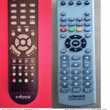 Telecomanda EVEREST LEDE-32M4E3, SERRENO LEDSER-32M4E3, VORTEX LEDV-32M4E3