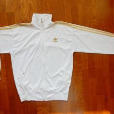 Hanorac vintage Adidas; marime XL, vezi dimensiuni exacte; impecabil - Hanorac barbati, Culoare: Din imagine
